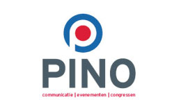 logo Pino Feestcaravan